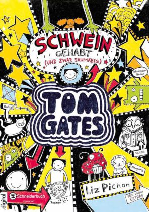 Tom Gates, Band 07