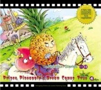 Prince Pineapple's Dream Comes True
