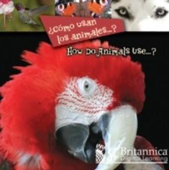?Como usan los animales...? (How Do Animals Use...?)