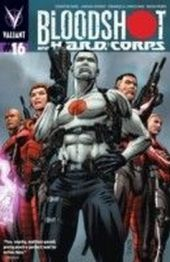 Bloodshot and H.A.R.D. Corps Issue 16