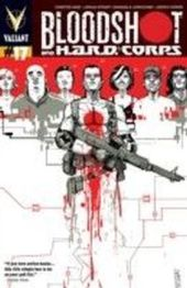 Bloodshot and H.A.R.D. Corps Issue 17