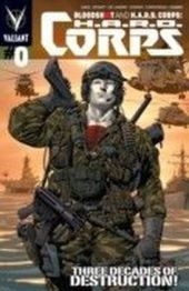 Bloodshot and H.A.R.D. Corps: H.A.R.D. Corps Issue 0