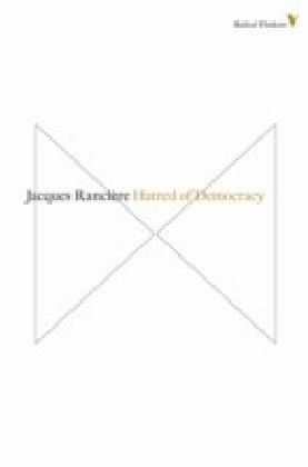 Hatred of Democracy