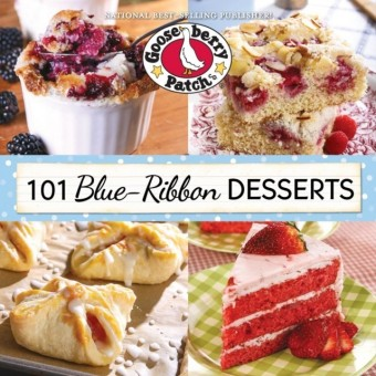 101 Blue-Ribbon Desserts