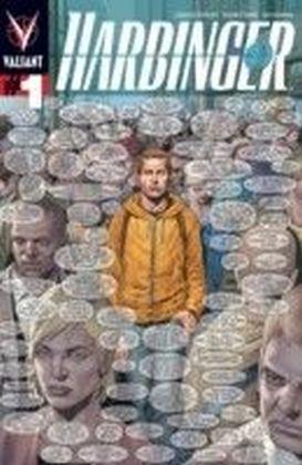 Harbinger (2012) Issue 1