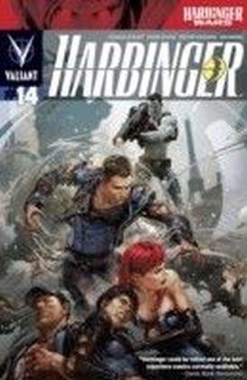 Harbinger (2012) Issue 14
