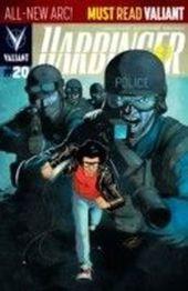 Harbinger (2012) Issue 20