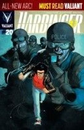 Harbinger (2012) Issue 20