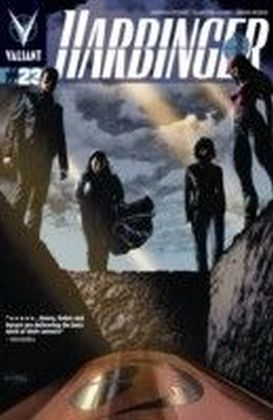 Harbinger (2012) Issue 23