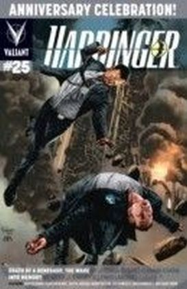 Harbinger (2012) Issue 25