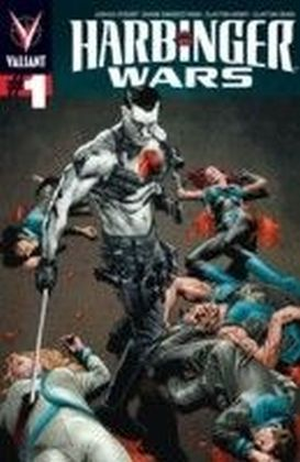 Harbinger Wars Issue 1