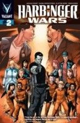 Harbinger Wars Issue 2
