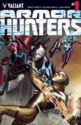 Armor Hunters (2014) Issue 1
