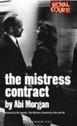 Mistress Contract (Oberon Modern Plays)