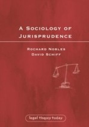 Sociology of Jurisprudence