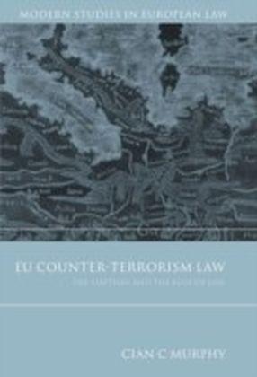EU Counter-Terrorism Law