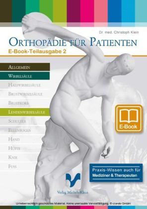 Orthopädie für Patienten - Erkrankungen an der Lendenwirbelsäule