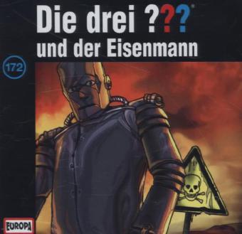 Die drei ??? - und der Eisenmann, 1 Audio-CD