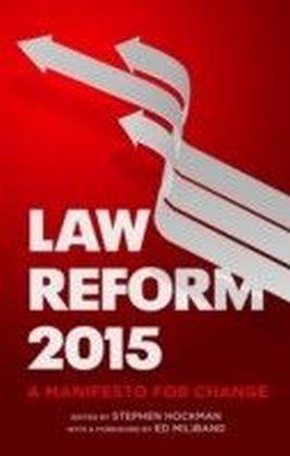 Law Reform 2015