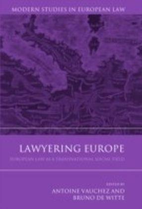 Lawyering Europe