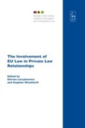 Involvement of EU Law in Private Law Relationships