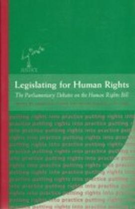 Legislating for Human Rights