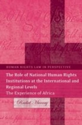 Role of National Human Rights Institutions at the International and Regional Levels