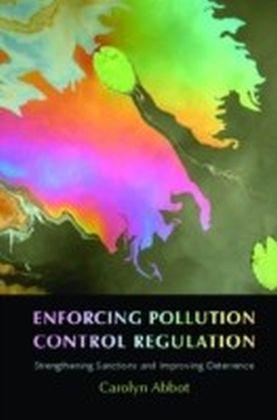 Enforcing Pollution Control Regulation