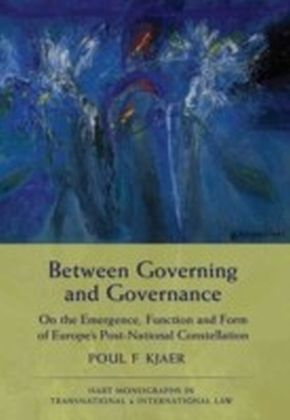 Between Governing and Governance
