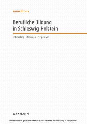 Berufliche Bildung in Schleswig-Holstein
