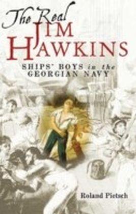 Real Jim Hawkins