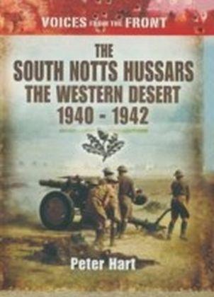 South Notts Hussars The Western Desert, 1940-1942