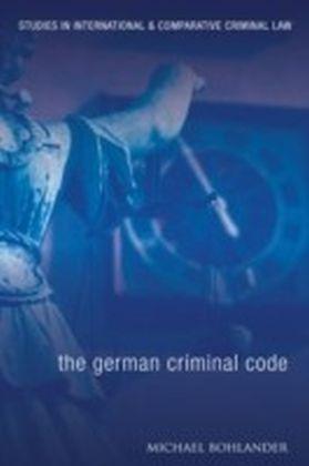 German Criminal Code