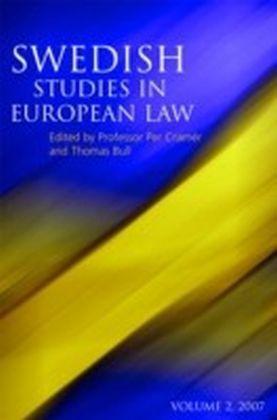 Swedish Studies in European Law - Volume 2