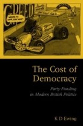Cost of Democracy