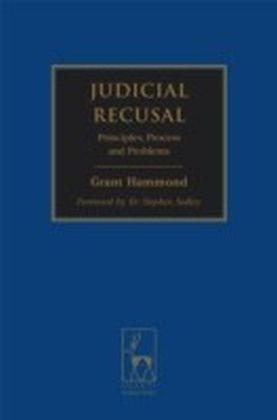 Judicial Recusal