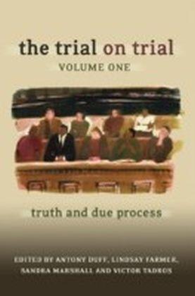 Trial on Trial: Volume 1