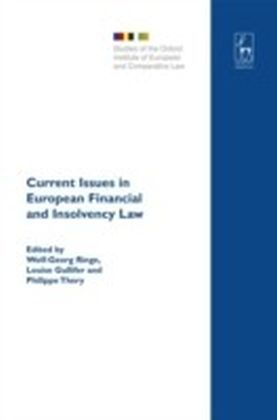 Current Issues in European Financial and Insolvency Law