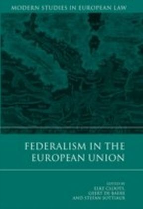 Federalism in the European Union