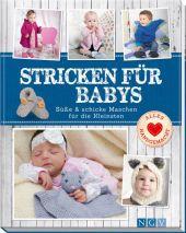 Stricken für Babys Cover
