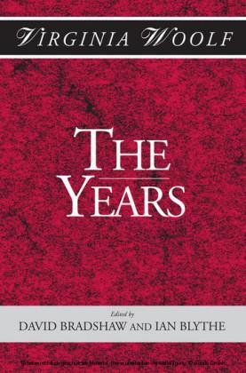 The Years by Virginia Woolf