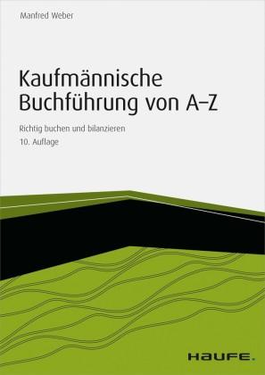Kaufmännische Buchführung Von A Z Inkl Arbeitshilfen Online