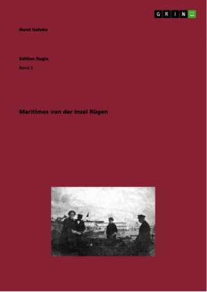 Maritimes von der Insel Rügen