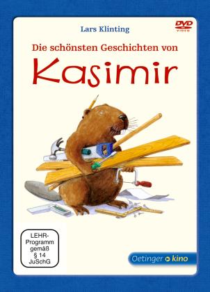 Die schönsten Geschichten von Kasimir, DVD