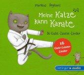 Meine Katze kann Karate, Audio-CD Cover