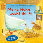 Mama Huhn sucht ihr Ei Cover