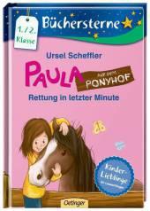 Paula auf dem Ponyhof - Rettung in letzter Minute Cover