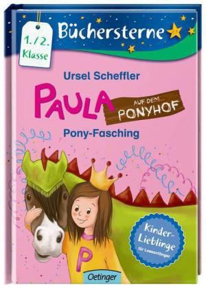 Paula auf dem Ponyhof - Pony-Fasching