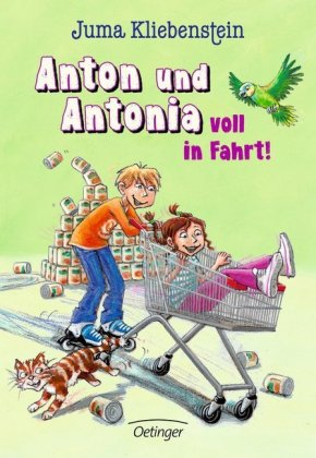 Anton und Antonia voll in Fahrt!