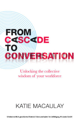 From Cascade to Conversation